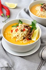 Spicy Thai Pumpkin Soup with Ramen Noodles (katalaynet) Tags: follow happy me fun photooftheday beautiful love friends