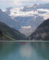 Alberta - West Canada (Klaus S. Henning) Tags: canada alberta lake icefield mountain kanada blue sky klausshenning klaus s henning