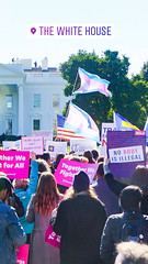 2018.10.22 We Won't Be Erased - Rally for Trans Rights, Washington, DC USA 2600