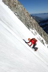 Face N de l'Ober gabelhorn (lucas.schwinte) Tags: alpinisme obergabelhorn