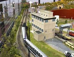 Model Trains Station 07-25-2018 46 (David441491) Tags: modelrailroad modeltrain modeltrainstation ho