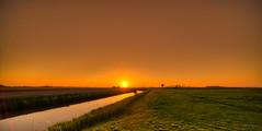 A sad sight for solar panels. (Alex-de-Haas) Tags: 11mm adobe blackstone d850 dutch hdr holland irix irix11mm lightroom nederland nederlands netherlands nikon nikond850 noordholland photomatix photomatixpro beautiful beauty drama dramatic landscape landschaft landschap lente lucht mill molen mooi nature natuur orange oranje polder skies sky skyscape spectaculair spectacular spring sun sundown sunset warm zonsondergang
