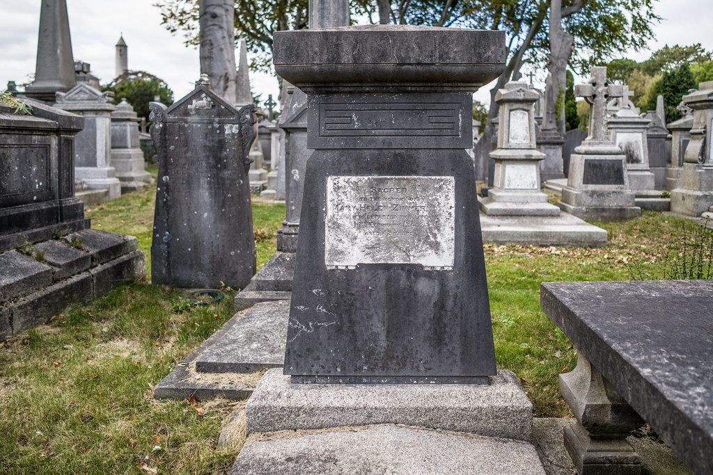 SEPTEMBER 2018 VISIT TO GLASNEVIN CEMETERY [ I USED A BATIS 25mm LENS AND I EXPERIMENTED WITH CAPTURE ONE]-144771