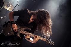 Sleeping Romance (Metalkrant) Tags: ©rbrunnekreef2018 withinsilence sleepingromance metropool hengelo concert muziek metal symphonicmetal femalefrontedmetal concertphotography