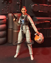 I was messing around with kitbashing the new Leia figure as a Pilot. (chevy2who) Tags: customblackseries customleia pilotleia pilot starwarsblackseriescustom blackseries starwars custom leia toyphotography toy series black wars star