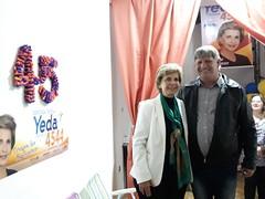 03/10/18 - Visita ao comitê de Gravataí. Com o vereador, Nery Facchin.
