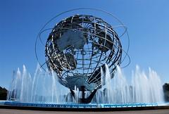 Back to the Future #10 (Keith Michael NYC (4 Million+ Views)) Tags: 196465worldsfair flushingmeadowspark queens newyorkcity newyork ny nyc unisphere australia