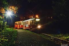 Konstal 102Na #183 (b-dziewiętnaście) Tags: konstal 102na 183 ex137r linia13 lijn13 linie13 tramwajeśląskie tś strasenbahn tram tramwaj 120latelektromobilonościnaziemiachgórnegośląska 120lat kmtm