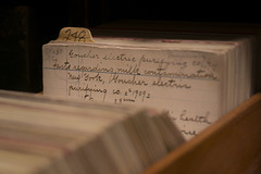 Library of Congress Card Catalog (jtgfoto) Tags: approved libraryofcongress cardcatalog research washingtondc library sonyimages sonyalpha indexcards goucher