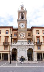 Rimini piazza tre martiri (berightbackblog) Tags: rimini romagna emiliaromagna italia italy mare streetart