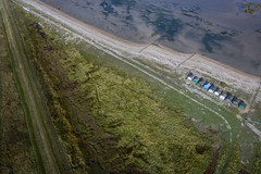 making tracks (stocks photography.) Tags: whitstable england unitedkingdom gb michaelmarsh photographer photography coast seaside seascape hasselblad mavicpro2 dronephotography drone kent kentish