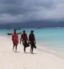Masai Mara of Zanzibar (Johnnas13) Tags: travel trip beachlife beach zurihotel sunshine vacation paradise sky sea sand sun people masaimara masai tanzania africa zanzibar