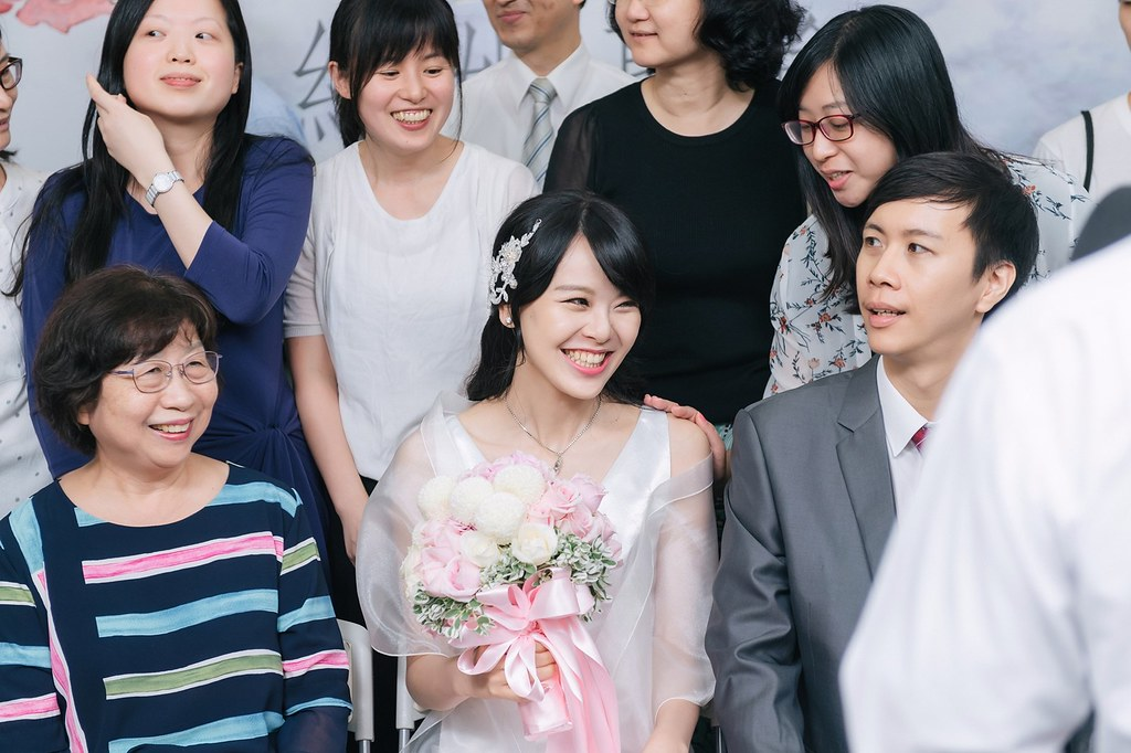 【婚攝】浩睿 & 永盼 / 結婚聚會 / 台北市召會第十四聚會所