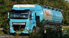 NL - Albert Keijzer >136 445 SuikerUnie< DAF CF 86 SSC (BonsaiTruck) Tags: albert keijzer 136 445 suikerunie daf cf lkw lastwagen lastzug silozug truck trucks lorry lorries camion caminhoes silo bulk citerne powdertank