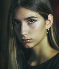 Diana (Valentyn Kolesnyk (ValeKo)) Tags: pentax people portrait k3 ko120m mood light look petzvale
