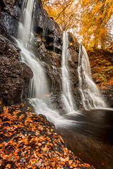 Autumn Falls (peter_beagan) Tags: canon canon5diii formatthitech nisi filters landscape landscapephotography