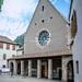 Bolzano (BZ), 2018, Chiesa, convento e chiostro dei Francescani.