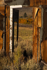 Door with a View (Chris Skopec) Tags: autumn california fall places sierranevada sierranevadamountains usa june lake junelakeloop highway395 easternsierra
