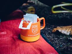 Drip coffee while camping in Biei (Hokkaido, Japan) (Robert Thomson) Tags: hokkaido japan hiking hokkaidohiking hokkaidowilds furano mtfurano camping foggyweather longweekend