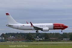 B737 MAX8 EI-FYI NORWEGIAN (shanairpic) Tags: jetairliner passengerjet b737 boeing737 max8 shannon norwegian irish eifyi