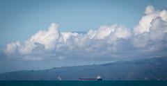 20180928_5390_7D2-200 Clouds and IC Phoenix (johnstewartnz) Tags: 7d2 7dmarkii 7d canon7dmarkii canoneos7dmkii canoneos7dmarkii 70200mm 70200 70200f28 canonef70200f28l apsc eos canonapsc newbrighton newbrightonbeach newzealand cloud clouds cb beach ship icphoenix