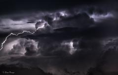 Thunder Storm (Owen Piscopo) Tags: nikon nikond750 nikon200500mmf56 thunder malta owenpiscopo clouds longexposure