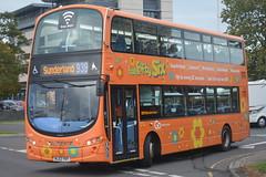 6095 NL63 YHY Go North East (North East Malarkey) Tags: nebuses bus buses transport transportation publictransport public vehicle flickr outdoor explore google googleimages gonortheast goaheadnortheast goaheadnorthern goaheadgroup 6095 nl63yhy