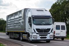 Iveco Stralis 460 EEV Hi-Way (UA) (almostkenny) Tags: lkw truck camion ciężarówka ua ukraine iveco stralis hiway ae ae8501hm