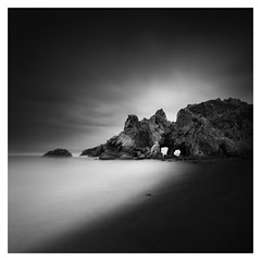 Eyes of.... [On Explore] (Marco Maljaars) Tags: pfeifferbeach mood longexposure le blackandwhite bw devil monster seascape beach waterscape california marcomaljaars