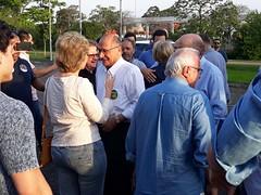29/09/18 - Recepção para Geraldo Alckmin e Lu Alckmin em Porto Alegre