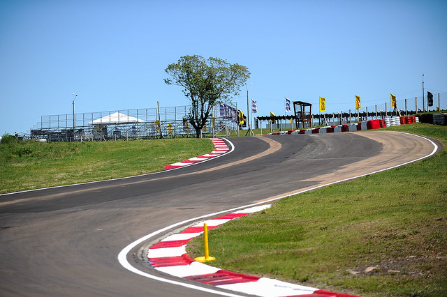 03/10/18 - Autódromo Eduardo P. Cabrera em Rivera está praticamente pronto para a 7ª etapa da Copa Truck - Fotos: Duda Bairros