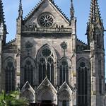 Mulhouse - Protestant St. Stephen's Church (Temple Saint-Étienne) thumbnail