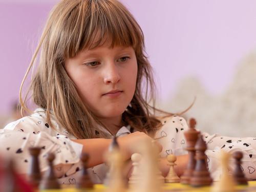 Grand Prix Spółdzielni Mieszkaniowej w Szachach Turniej VII-114