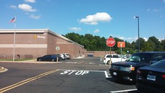 Stop! In the name of Pickup (Retail Retell) Tags: hernando ms walmart desoto county retail decor supercenter store 5419 interior exterior quirks black 20 pickup here former portrait studio remodel construction front end
