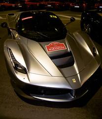 FERRARI - La Ferrari (Silvio Spaventa - Spav'68) Tags: ferrari laferrari auto supercar car milan milano 2017 nikon d90