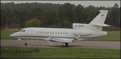 D-ASBG Dassault Falcon 900EX c/n 141 Airservice Bremgarten Gmbh (Farnborough-EGLF) 18/10/2018 (Ken Lipscombe <> Photography) Tags: dasbg dassault falcon 900ex cn 141 airservice bremgarten gmbh farnborougheglf 18102018 farnboroughairporticaoeglfbizjetsaviationflyingtag