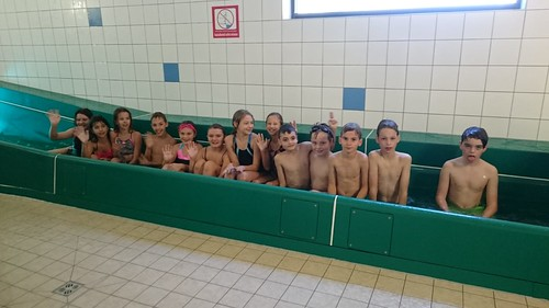 Mi Vormittag - Schwimmen