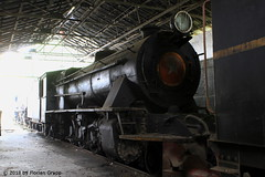I_B_IMG_0561 (florian_grupp) Tags: asia myanmar burma train railway railroad myanmarailways southeast metergauge metregauge 1000mm steam locomotive scrap yard vulcan foundry pyuntaza