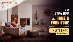 Decorate your Home with Pepperfry Discount Coupons from TalkCharge (Ayushi Mittal) Tags: pepperfry discount coupons offers promo
