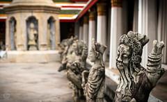 May I present... (dlerps) Tags: bkk bangkok city daniellerps lerps sony sonyalpha sonyalpha99ii tha thai thailand urban lerpsphotography metropolitan temple statue statues watarun watarunratchawaram buddhism buddhist carlzeiss carlzeissplanar50mmf14ssm asia