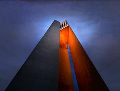 National-carillon (Graeme Gordon) Tags: nationalcarillon architecture monument canberra texture cityscape colour blue