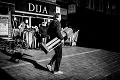 Images on the run.... (Sean Bodin images) Tags: streetphotography streetlife seanbodin streetportrait copenhagen citylife candid city citypeople nørreport people photojournalism photography reportage voreskbh visitdenmark visitcopenhagen nons