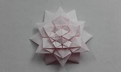 Three new Monistar variations (Monika Hankova) Tags: stars origami monistar