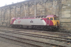 57310 (Rob390029) Tags: virgin trains west coast class 57 57310 carlisle citadel railway station car