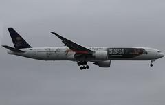 Saudi Arabian Airlines Boeing 777-368(ER) HZ-AK43 (Fasil Avgeek (Global Planespotter)) Tags: saudi arabian airlines boeing 777368er hzak43 air airways airport jfk kjfk 777300er jet aircraft airplane airliner jetliner