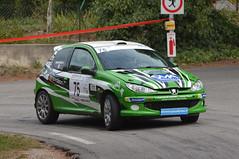 Peugeot 206 RC - A. Dechanet (jfhweb) Tags: jeffweb sportauto sportcar racecar voiturederallye rallycar voituredecourse courseautomobile rallye rally rallyedelastebaume stebaume stebaume2018 plandaups 33èmerallyedelasaintebaume saintebaume coutronne peugeot 206 dechanet