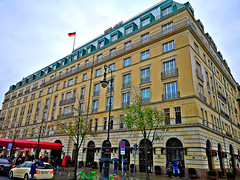 Hotel Adlon at Brandenburg Gate in Berlin, Germany. October 23, 2018 (Aris Jansons) Tags: accommodation hotel hoteladlon city capital berlin germany deutschland europe 2018 autumn fall