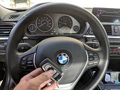 2014 BMW 328i smart key (artemislocksmith) Tags: 2014 bmw 328i smart key locksmith