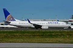 N33289 (United Airlines) (Steelhead 2010) Tags: unitedairines b737 yyz nreg n33289 b737800