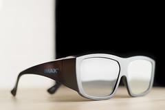 IMAX glasses (Blazej Kocik) Tags: imax cinema glasses product shotpack softbox d610 single light bokeh shallow deep field real colors